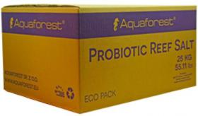Aquaforest Probiotic Reef Salt 25kg  sól morska